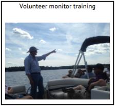 Volunteer monitor training